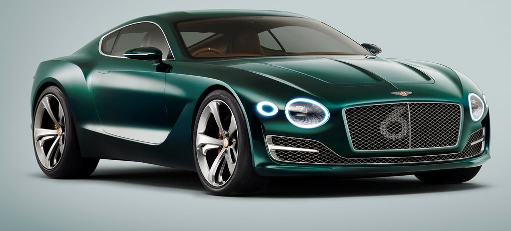 2015 Geneva Motor Show: Bentley EXP 10 Speed 6 Concept