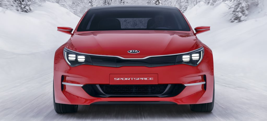 2015 Geneva Motor Show: 2016 Kia Optima previewed