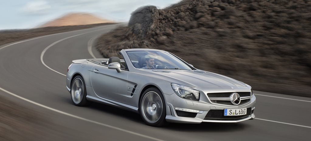 Mercedes-AMG SL 63 review