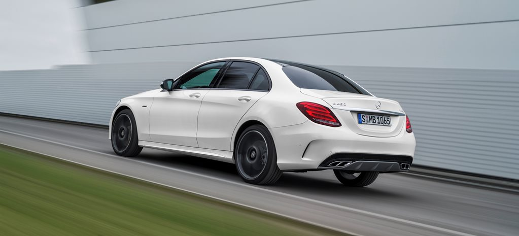 2015 Mercedes-Benz C450 AMG 4matic review