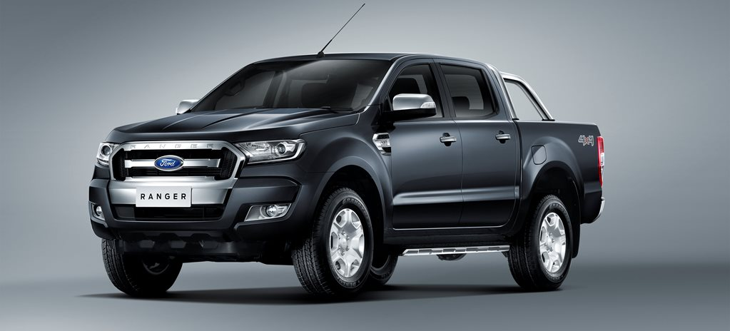 2015 Ford Ranger first official pics