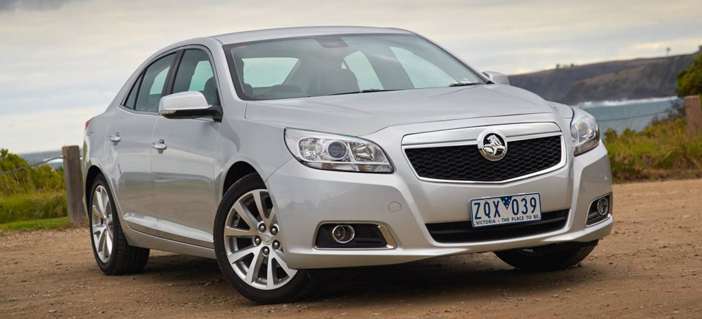 Review: Holden Malibu