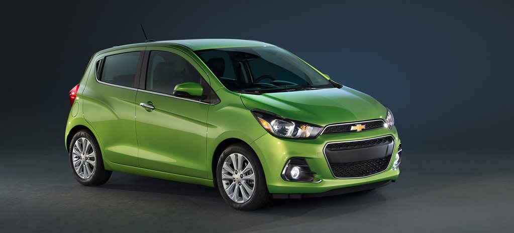 2015 New York Motor Show: Holden Spark to drop Barina name