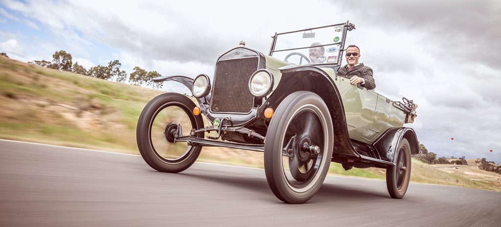 Bucket List: Ford Model T