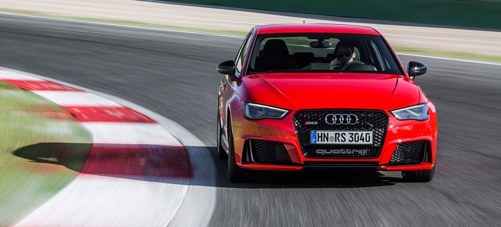 2015 Audi RS3 Sportback review