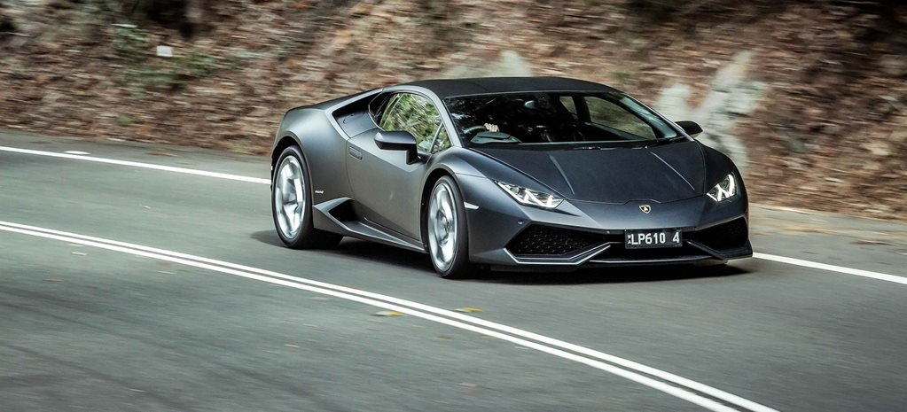 Lamborghini Huracan Lp610 4 First Australian Drive