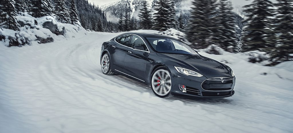 Tesla Model S P85D review