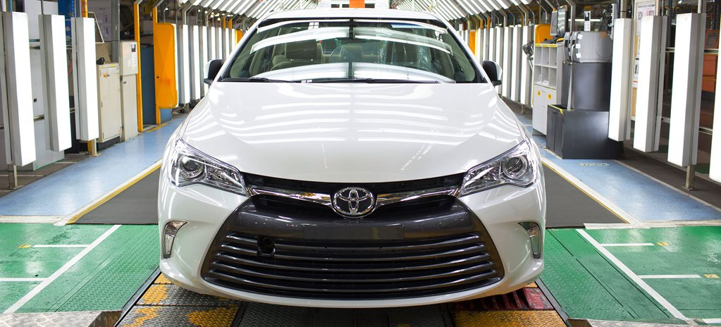 2015 Toyota Camry revealed ahead of 2017 exit