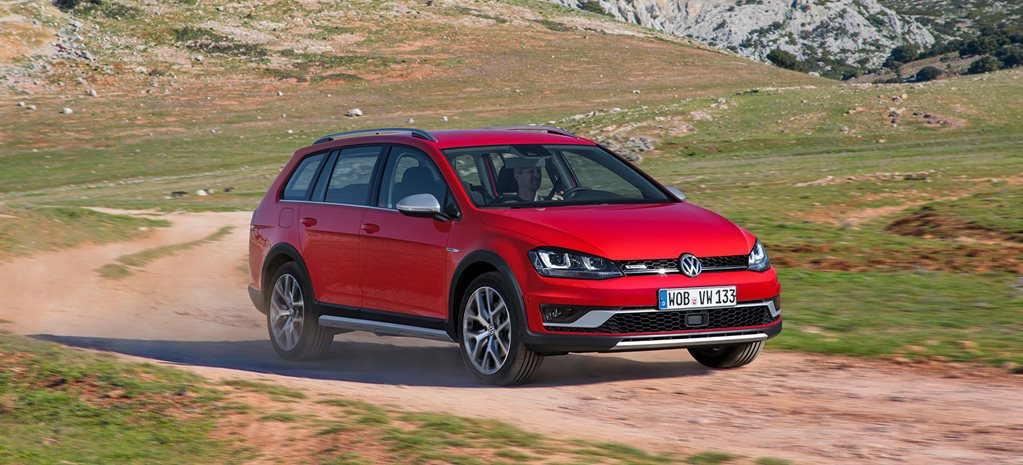 2015 Volkswagen Golf Alltrack review