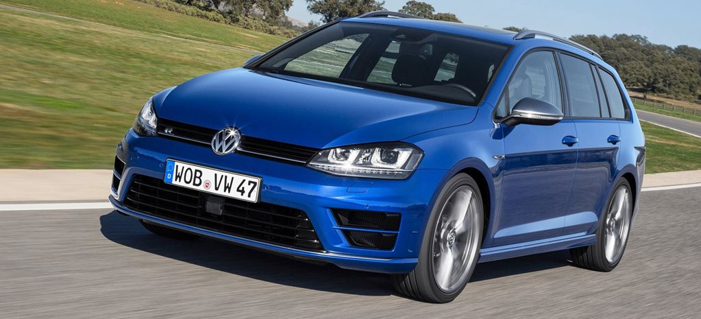 2015 Volkswagen Golf R wagon review