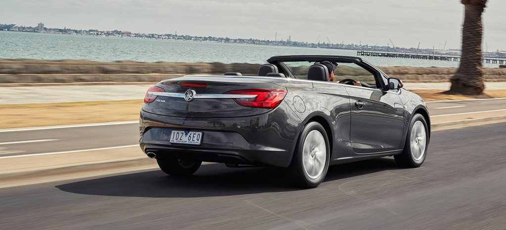 2015 Holden Cascada review