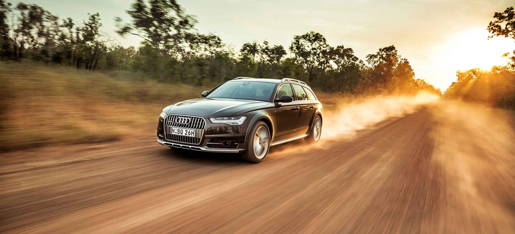 2015 Audi A6 Allroad quattro review