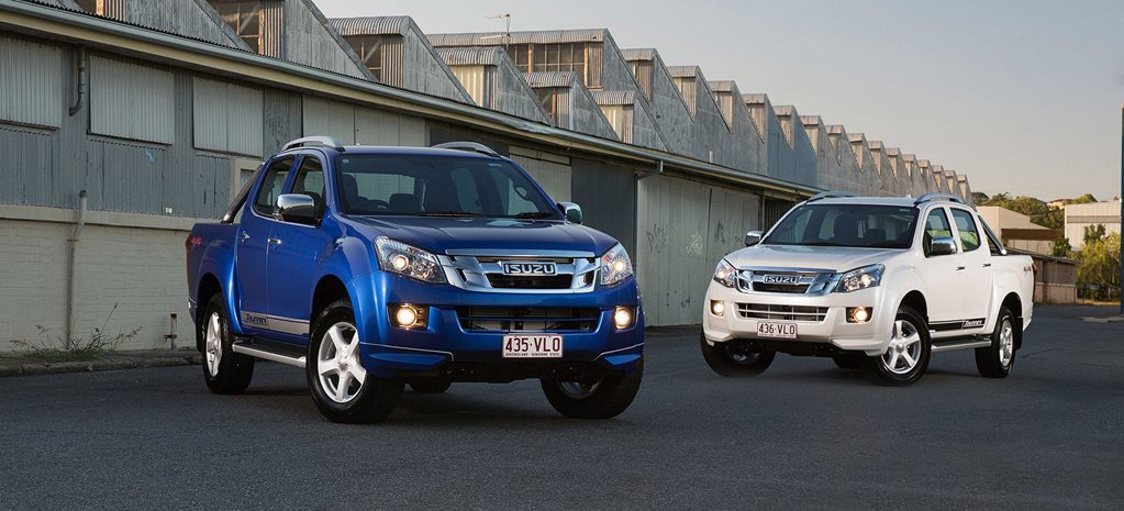 Ute muster: The driving force behind Isuzu Ute Australia