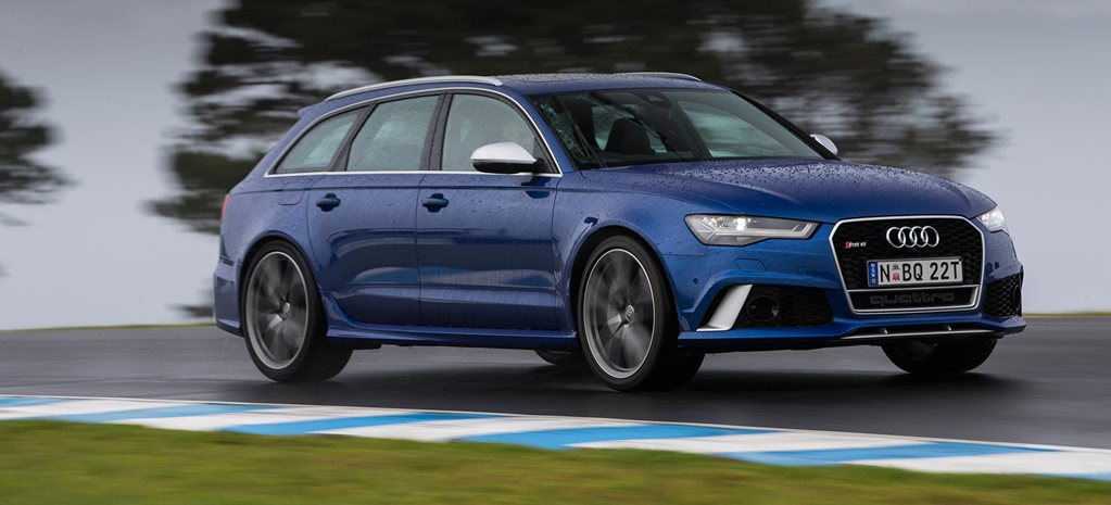 2015 Audi RS 6 Avant review
