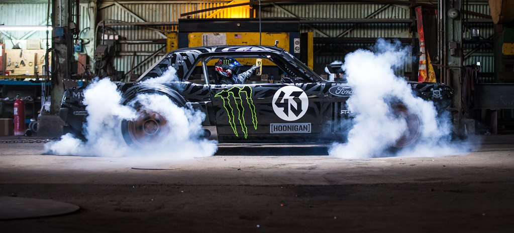 Ken Block's Gymkhana greatest hits