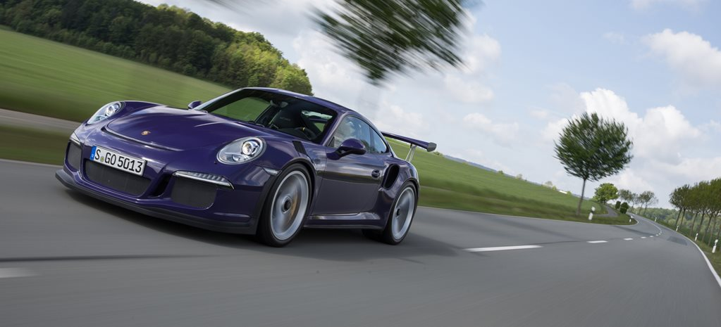 2015 Porsche 911 GT3 RS review