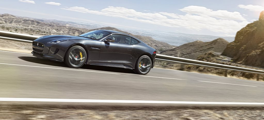 2015 Jaguar F-Type R AWD Coupe review