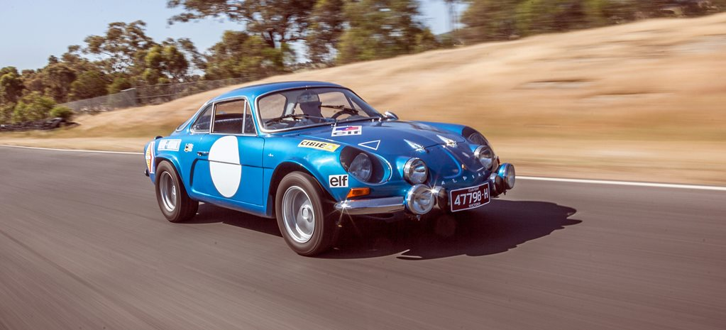 Bucket List: Renault Alpine A110