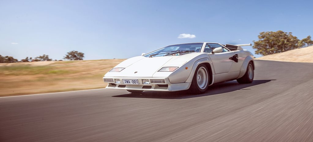 Bucket List: Lamborghini Countach QV