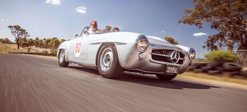 Bucket List: Mercedes-Benz 220SL