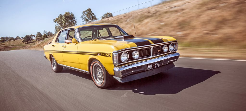 Bucket List: Ford Falcon GT-HO