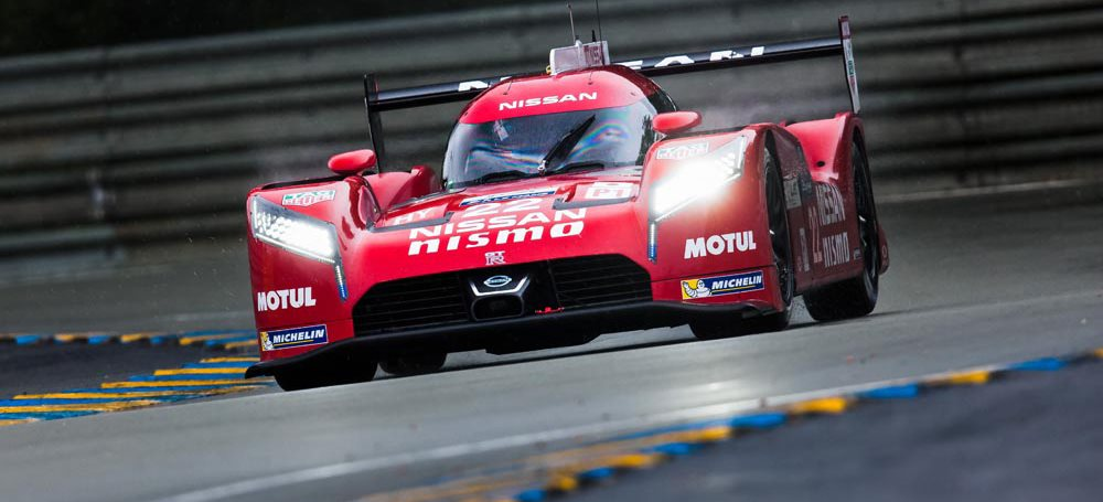 Nissan GT-R LM racecar: why dead last is a win
