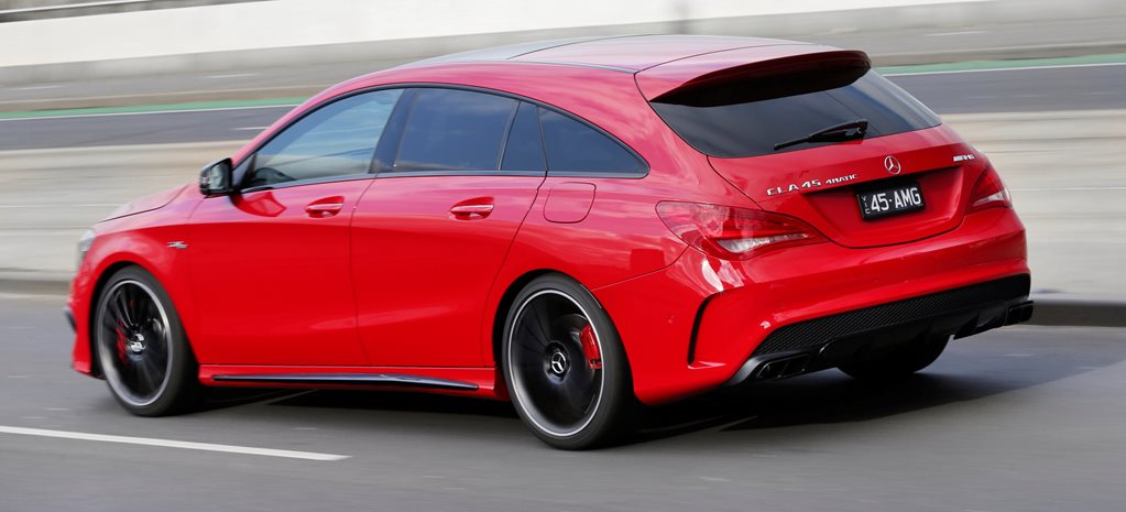 2015 Mercedes CLA Shooting Brake review