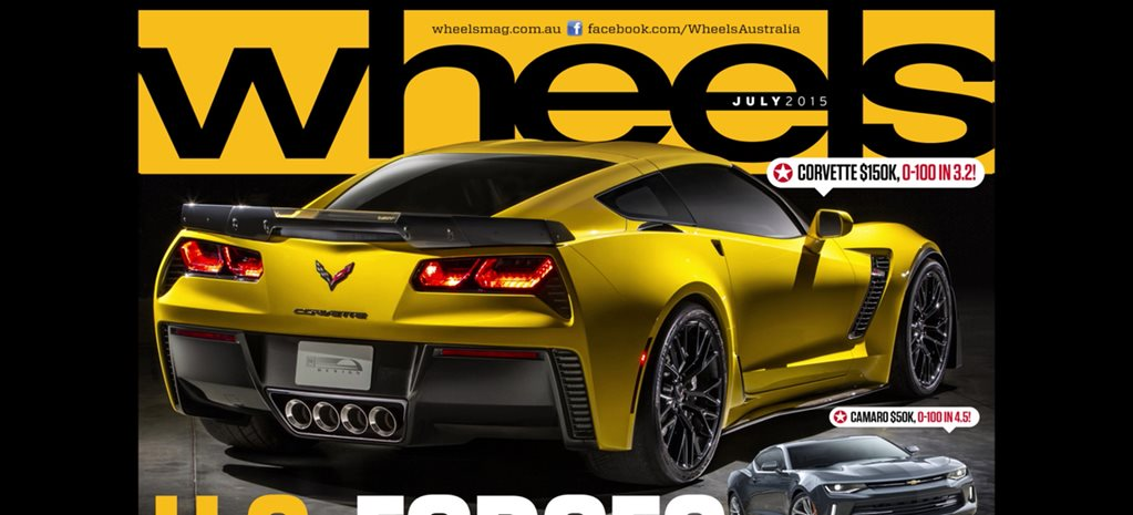 Wheels July 2015 - Inside the issue
