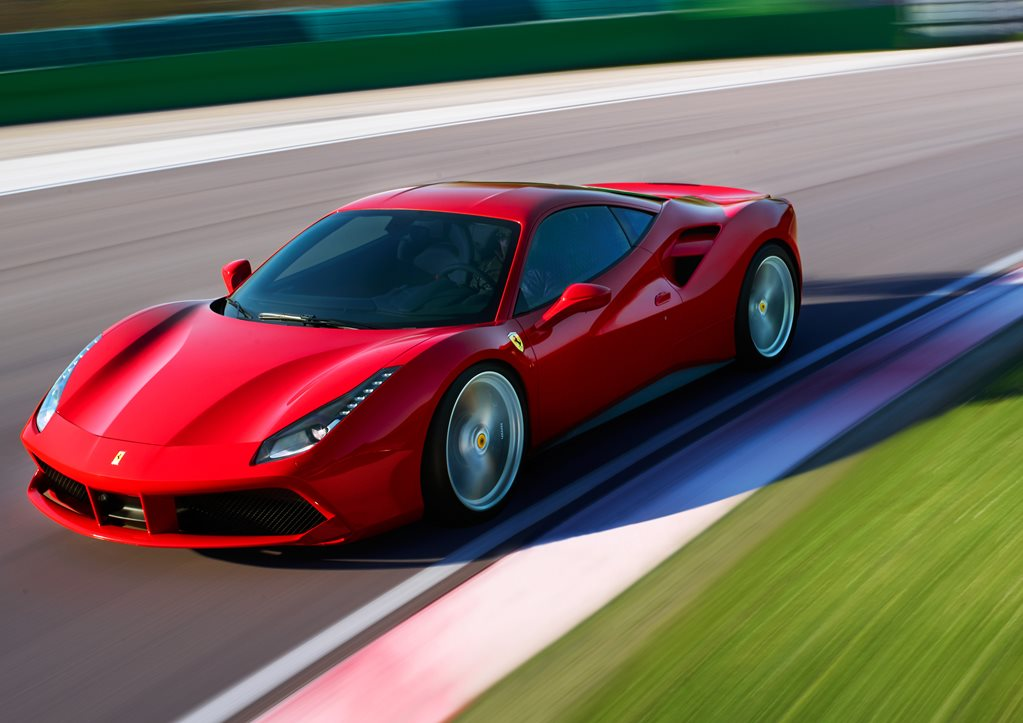 2015 Ferrari 488 GTB review