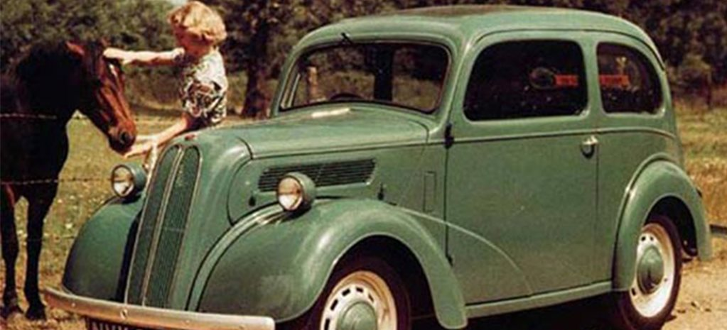 Top Ten Most Basic Cars Ever Made