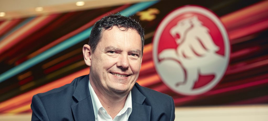 Meet new Holden MD Mark Bernhard