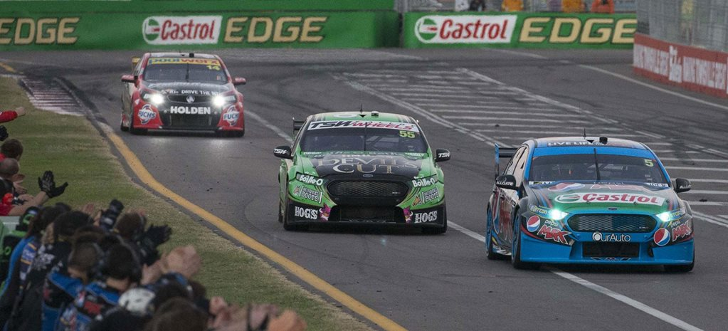 V8 Supercars courts new manufacturers