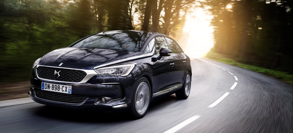 2016 Citroen DS 5 Blue HDi review