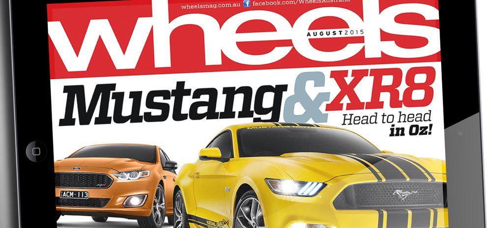 Wheels August 2015 - Inside the Issue