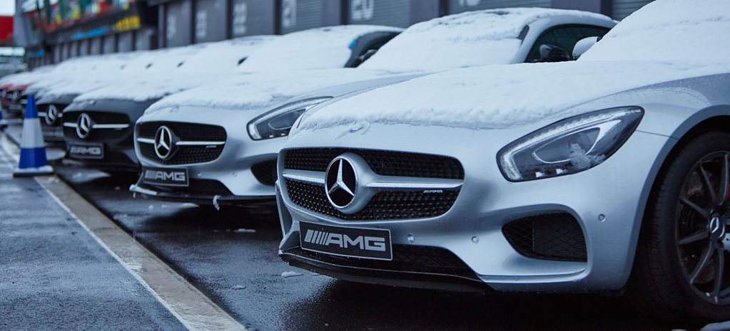 Snowed out! Mercedes-AMG at Bathurst gallery