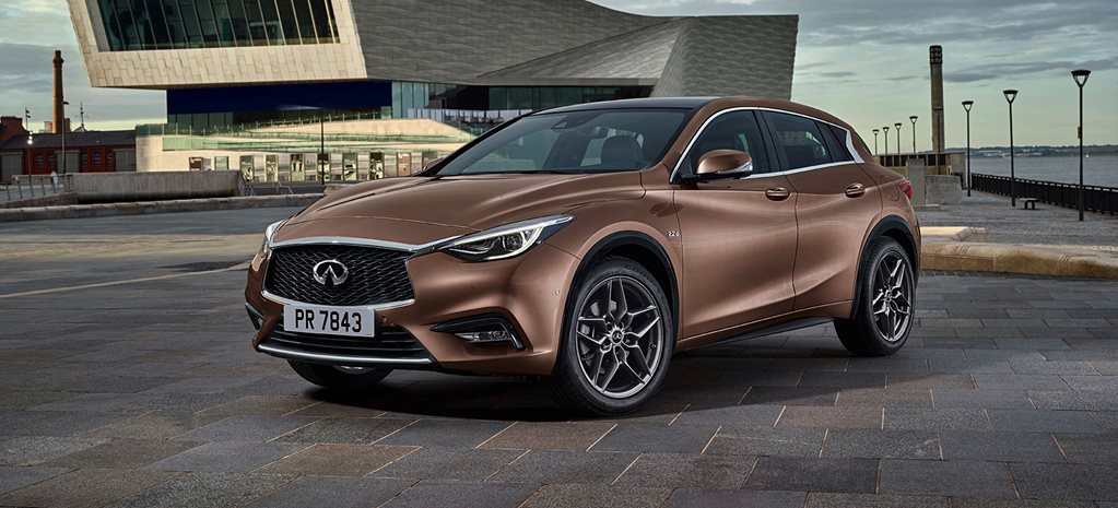 Time to stand up, says Infiniti Australia