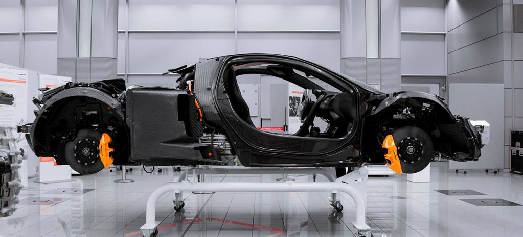 McLaren broadens its horizons