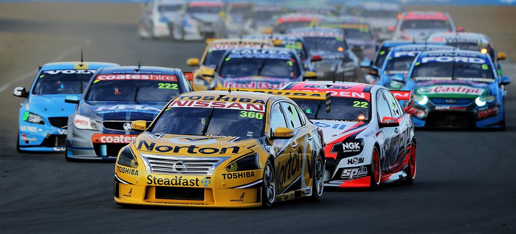 V8 Supercars challenges ratings claim