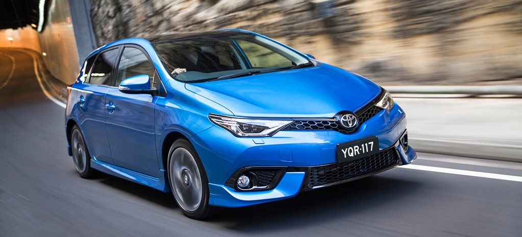 2015 	Toyota Corolla Hatch review