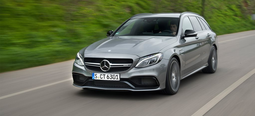 2015 Mercedes-AMG C63 Estate review