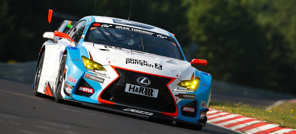 Lexus expected to confirm V8 racing assault