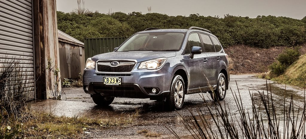 2015 Subaru Forester 2.0D-L long-term car review, part 1