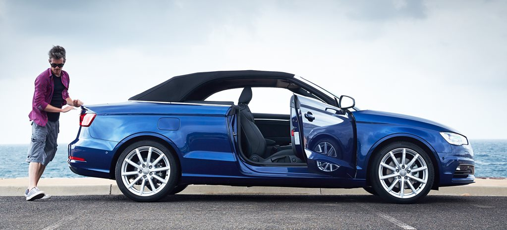 2015 Audi A3 1.8 TFSI Cabriolet long-term car review, part 1
