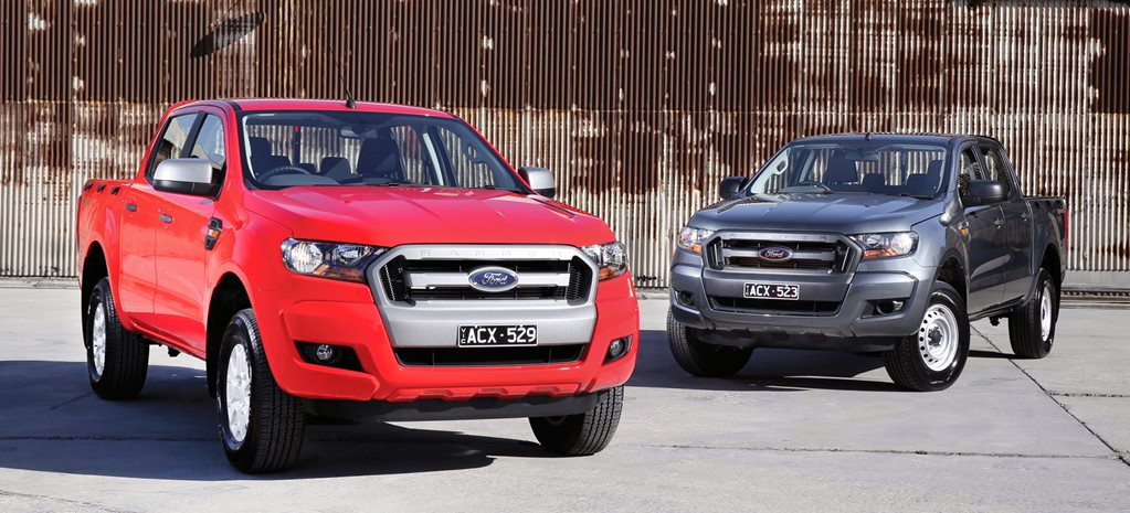 Ford Ranger knocks off Toyota Hilux as most popular ute