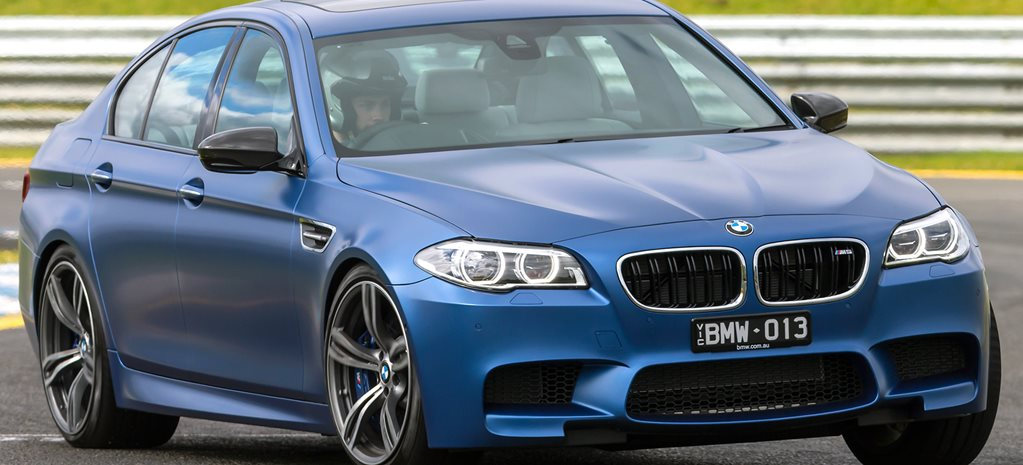 2015 BMW M5 Pure review