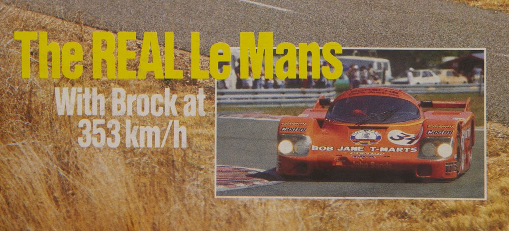 Classic Wheels: Le Mans Meets the Aussies