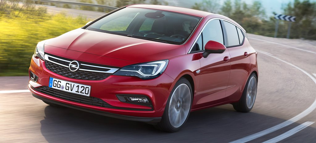 New Holden Astra revealed, 2016 launch confirmed