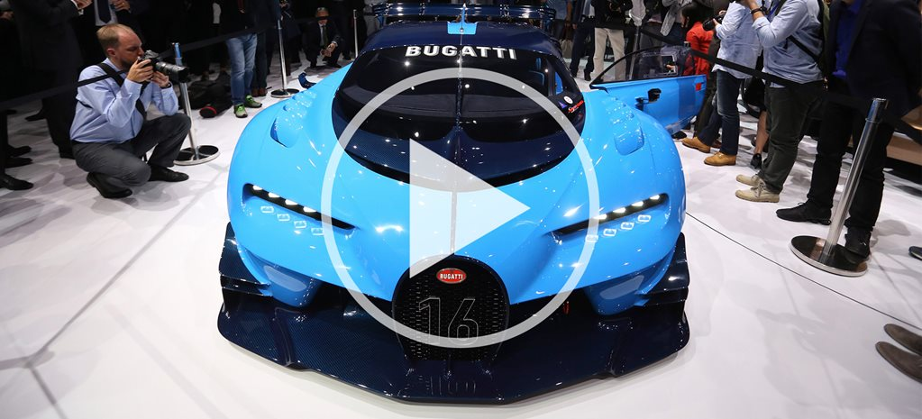 Star cars of the 2015 Frankfurt motor show