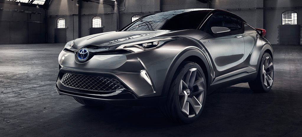 Toyota rival for Mazda CX-3 here late 2016