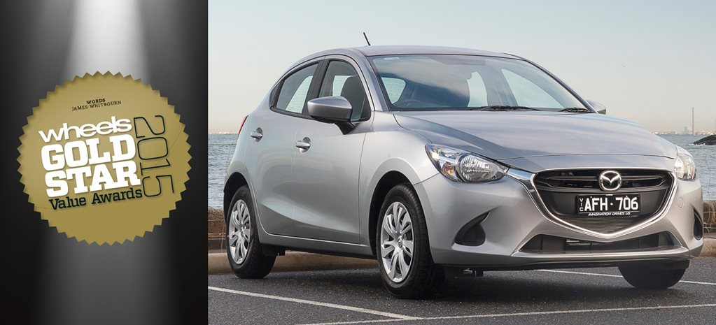Light Cars under $17K: Gold Star Value Awards 2015